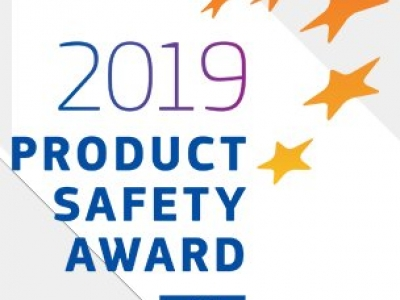 Нова награда на ЕС за отличаване на лидерите в областта на безопасността на продуктите