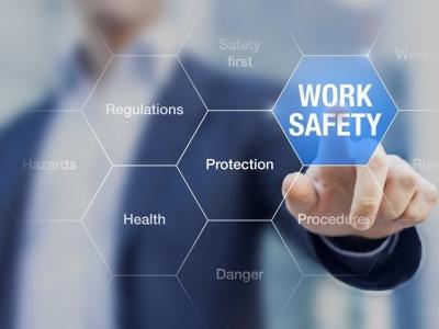 """Уебинар на тема: """"Система за управление на здравето и безопасността при работа (ISO 45001:2018)"""""""