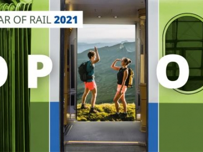 Standards@Rail: CEN и CENELEC празнуват Европейската година на железопътния транспорт