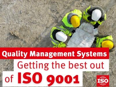 Да получим най-доброто от ISO 9001